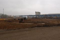 Místo na to je. Celková budoucí rozloha průmyslového parku po chebských strojírnách je  74 tisíc metrů čtverečních.