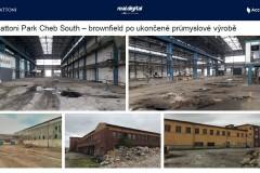 Díky revitalizaci brownfieldu nedochází kzabírání orné půdy či plochy ve volné krajině. 70 procent materiálu z likvidace předešlých budov v areálu bylo použito při stavbě nové haly.