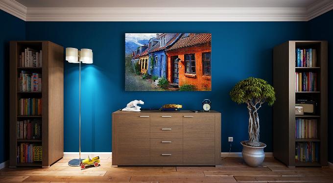 Bydlení, ilustrační snímek
